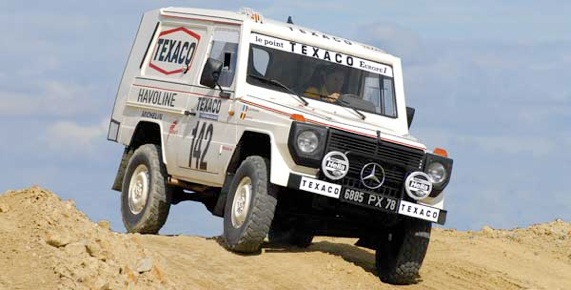 Victoire au Paris-Dakar 1983 Gww10