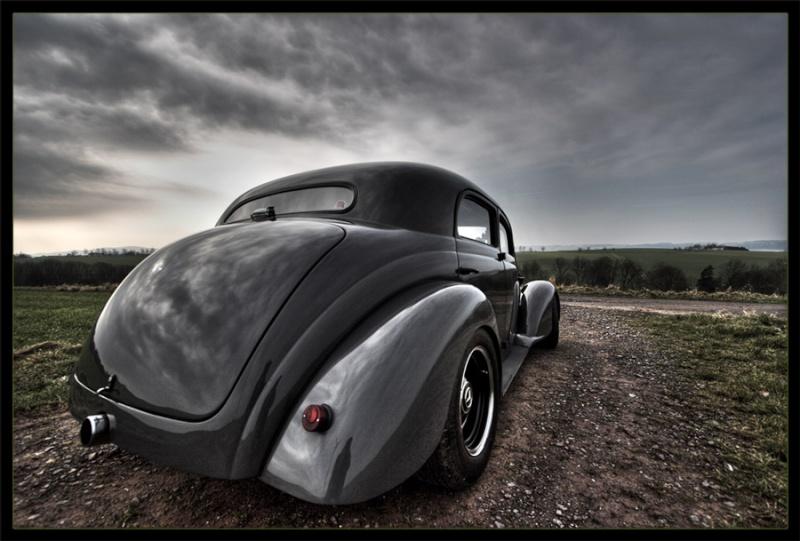 Les Mercedes Hot-Rod Heck10
