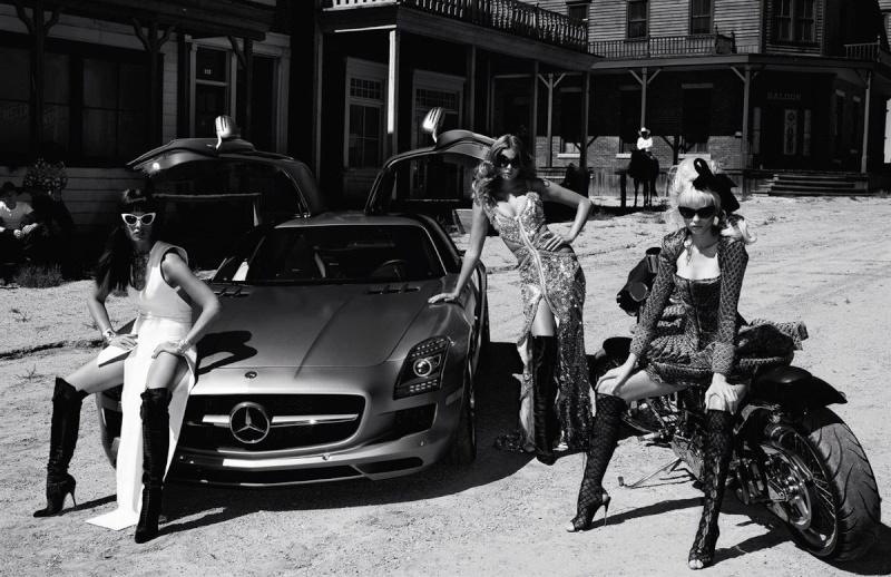 [Photos] Galerie : La Mercedes SLS Imag1319