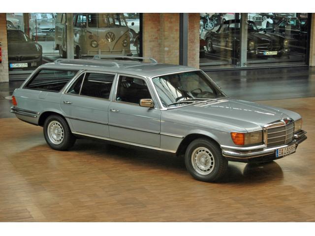 La Mercedes 450 SEL Estate Imag1350