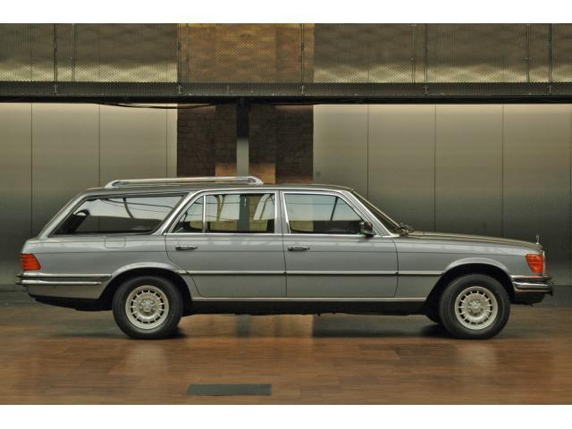 La Mercedes 450 SEL Estate Imag1351