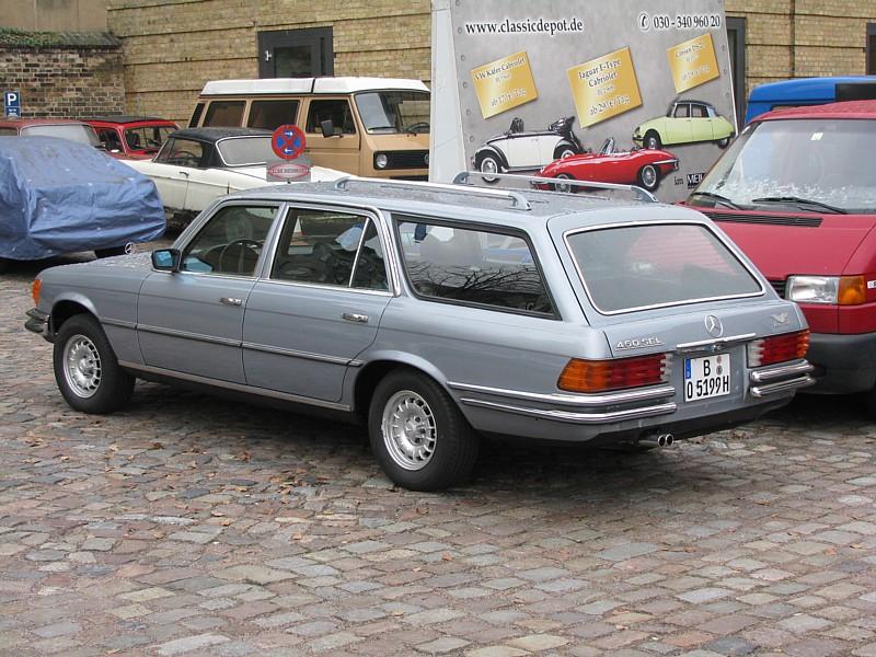 La Mercedes 450 SEL Estate Imag1352