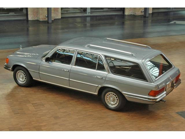 La Mercedes 450 SEL Estate Imag1353