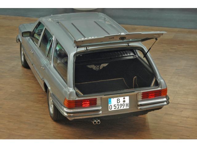 La Mercedes 450 SEL Estate Imag1354