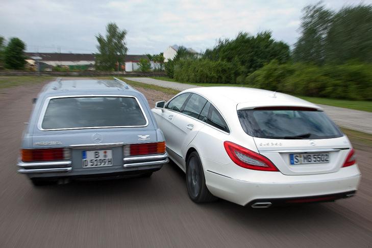 La Mercedes 450 SEL Estate Imag1356
