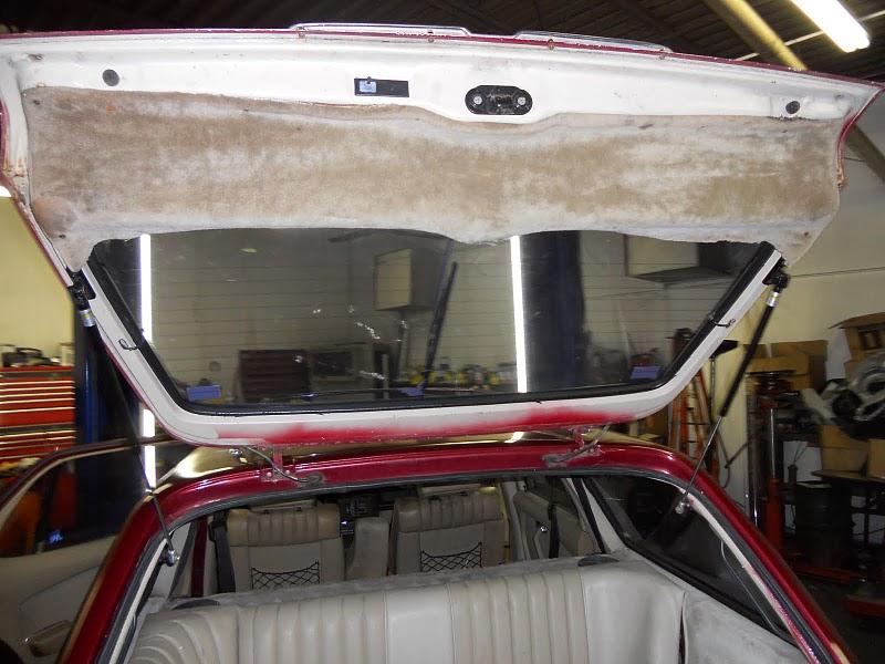La Mercedes 450 SEL Estate Image540