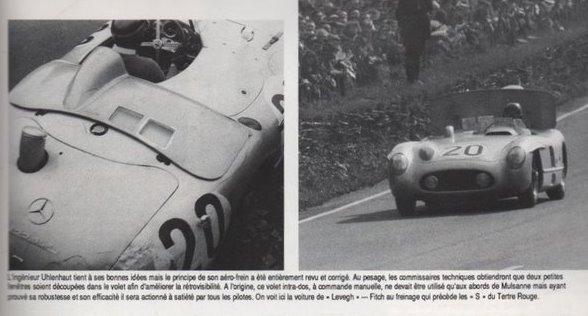 Mercedes aux 24 heures du Mans Image709