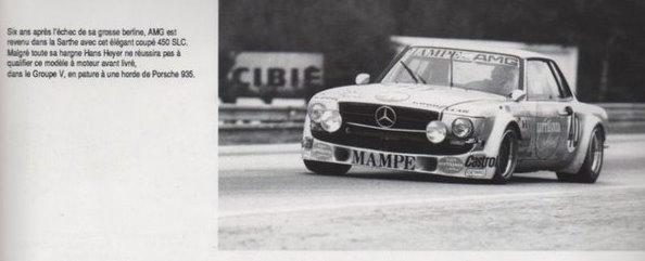 Mercedes aux 24 heures du Mans Image714