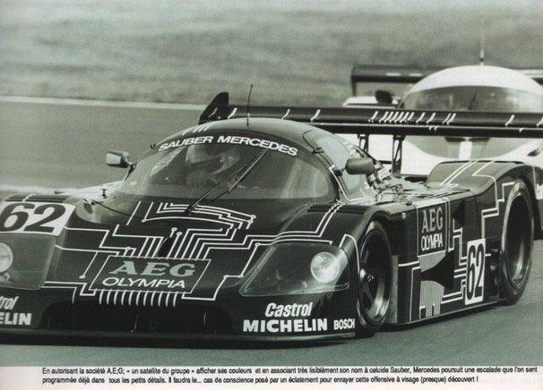 Mercedes aux 24 heures du Mans Image717