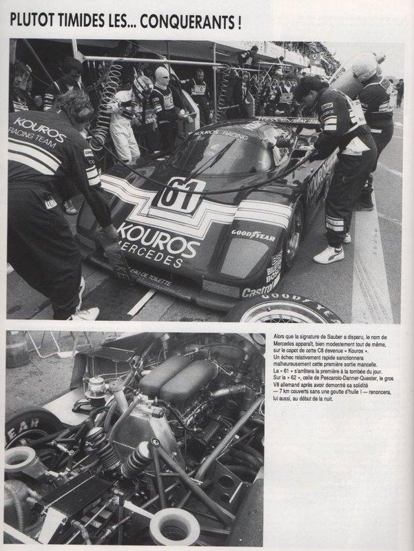 Mercedes aux 24 heures du Mans Image718