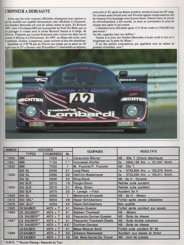 Mercedes aux 24 heures du Mans Image719