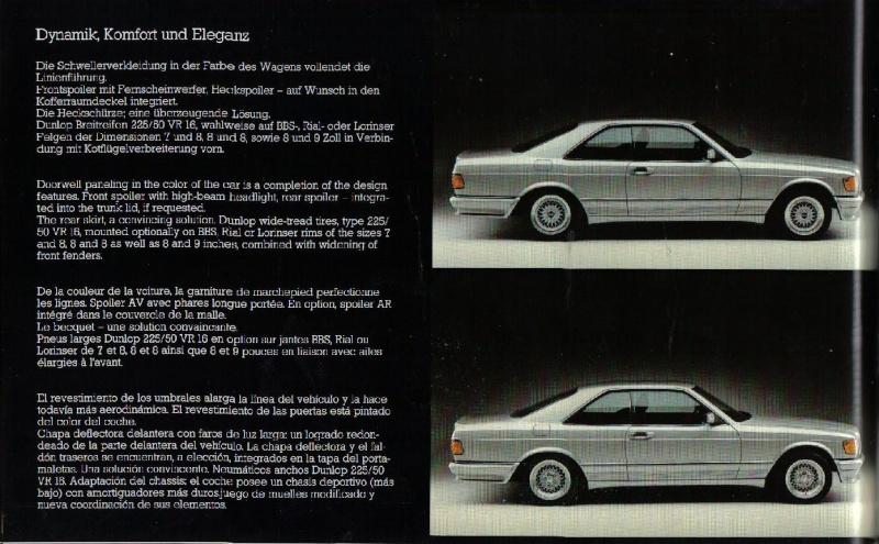 [Photos] Des W126 spéciales.... - Page 5 Image770