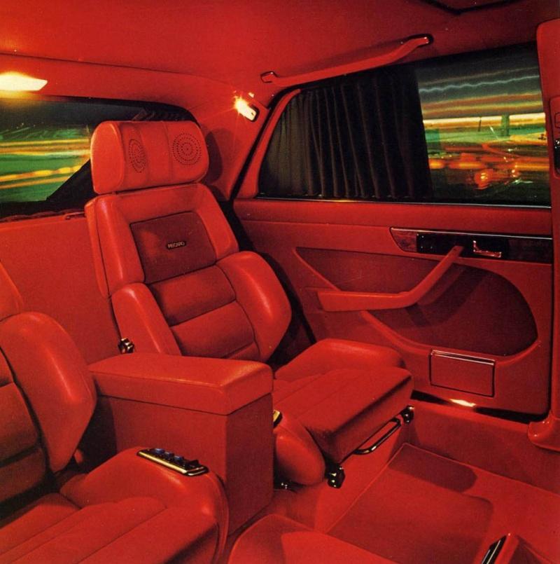 Les interieurs de W126 1980 - 1992 Image878