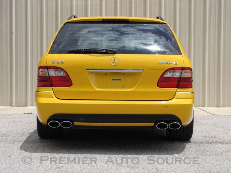 [Essai] La Mercedes E 55 AMG (W211) Image964