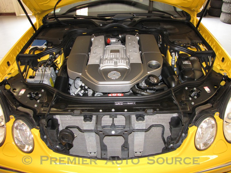 [Essai] La Mercedes E 55 AMG (W211) Image967
