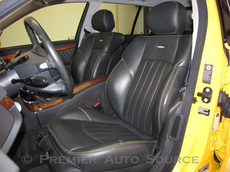 [Essai] La Mercedes E 55 AMG (W211) Image968