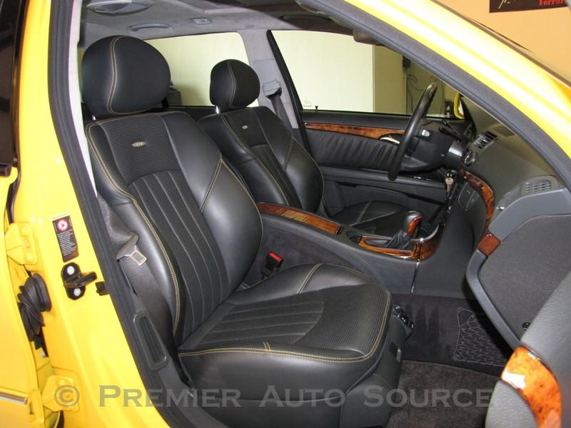 [Essai] La Mercedes E 55 AMG (W211) Image969