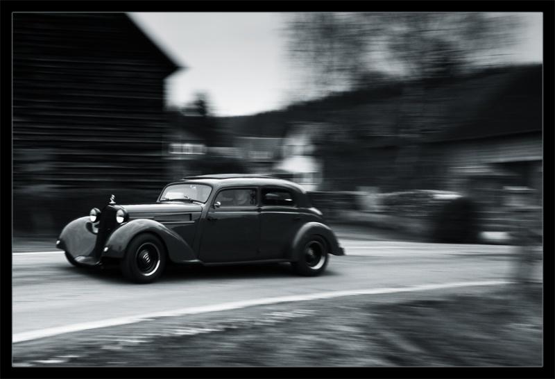 Les Mercedes Hot-Rod Infahr10