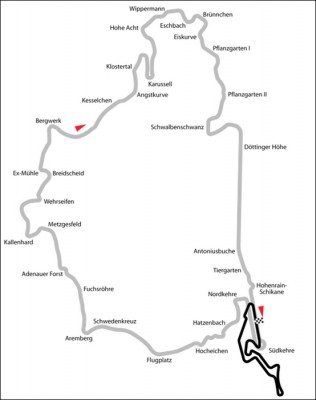 [Circuit] Nürburgring : la Nordschleife - Page 3 Le-rin11