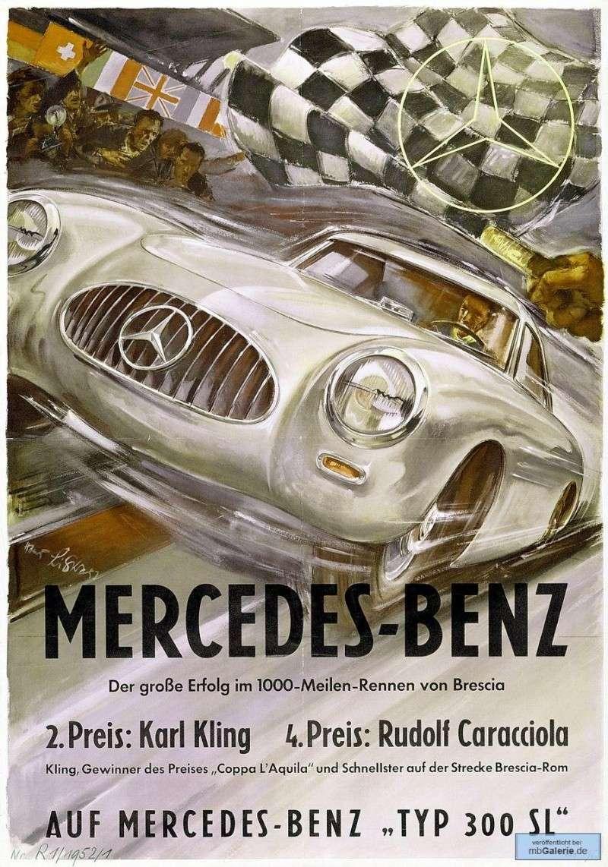 La Mercedes 300 SL 1952 (W194) - Page 2 Mbga1506