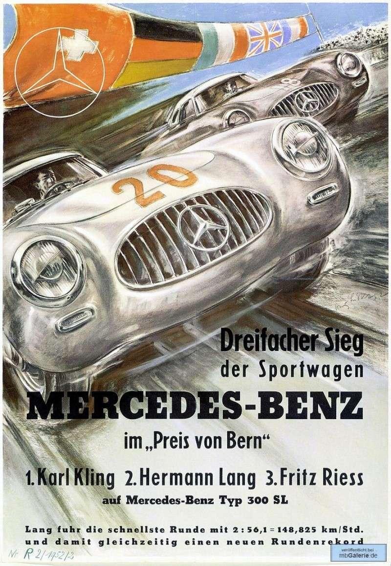 La Mercedes 300 SL 1952 (W194) - Page 2 Mbga1507