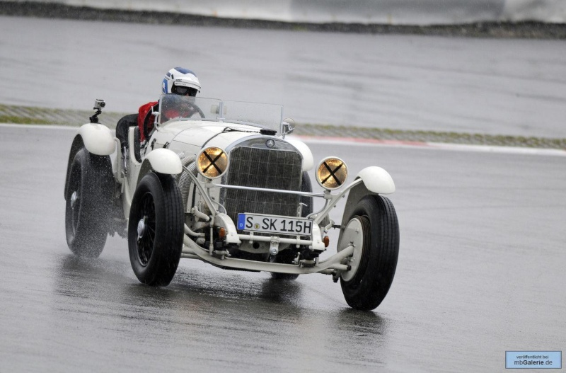 Mercedes SS SSK & SSKL (W06) 1928-1934 Mbga1618