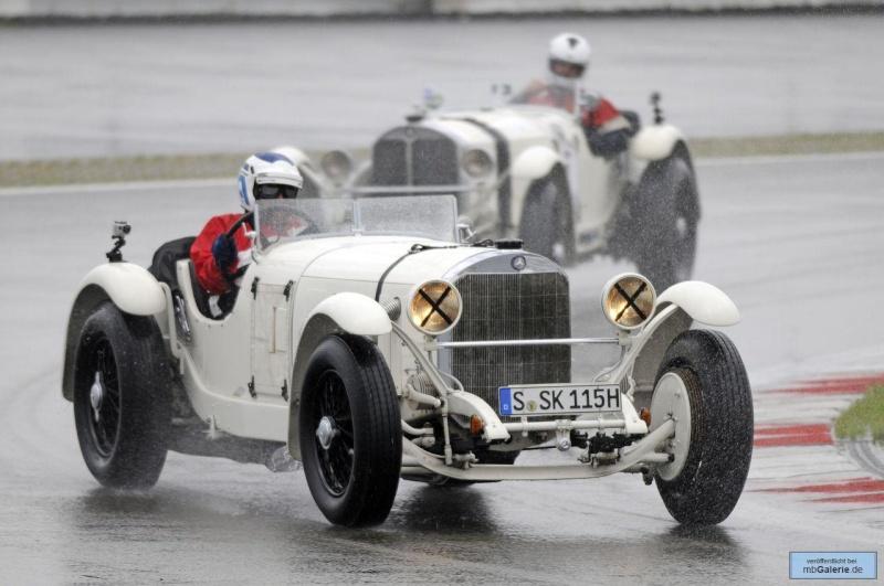 Mercedes SS SSK & SSKL (W06) 1928-1934 Mbga1619