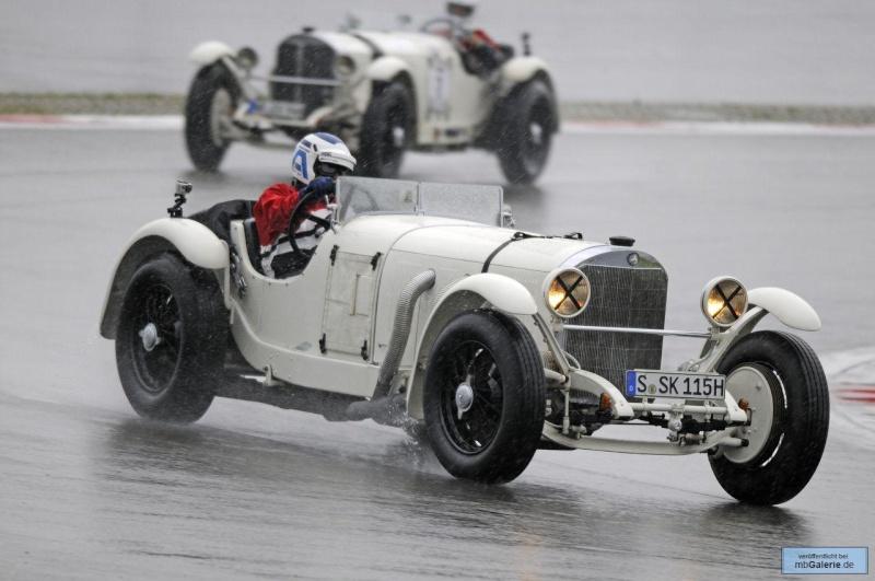Mercedes SS SSK & SSKL (W06) 1928-1934 Mbga1620