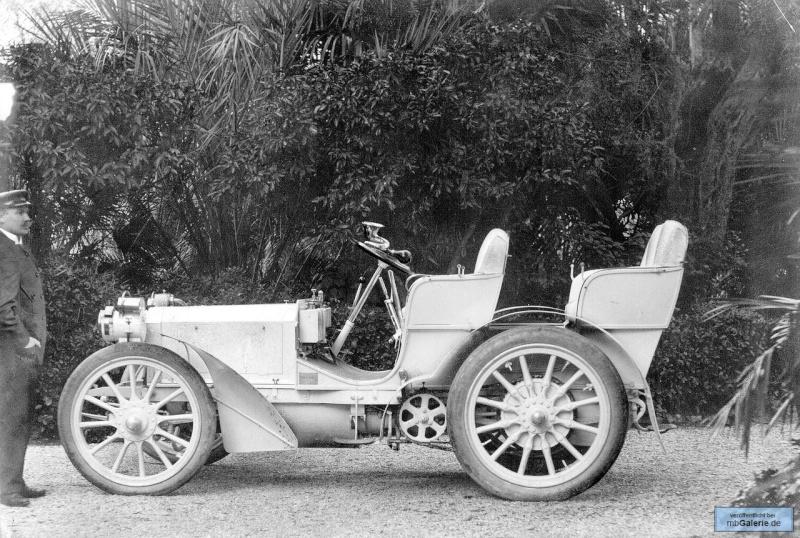 Mercedes 18/28 HP...... 35 HP Mbga1715
