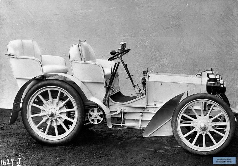 Mercedes 18/28 HP...... 35 HP Mbga1717
