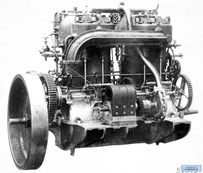 Mercedes 18/28 HP...... 35 HP Mbga1721