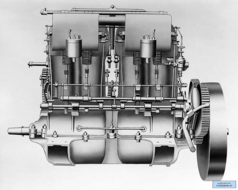 Mercedes 18/28 HP...... 35 HP Mbga1722