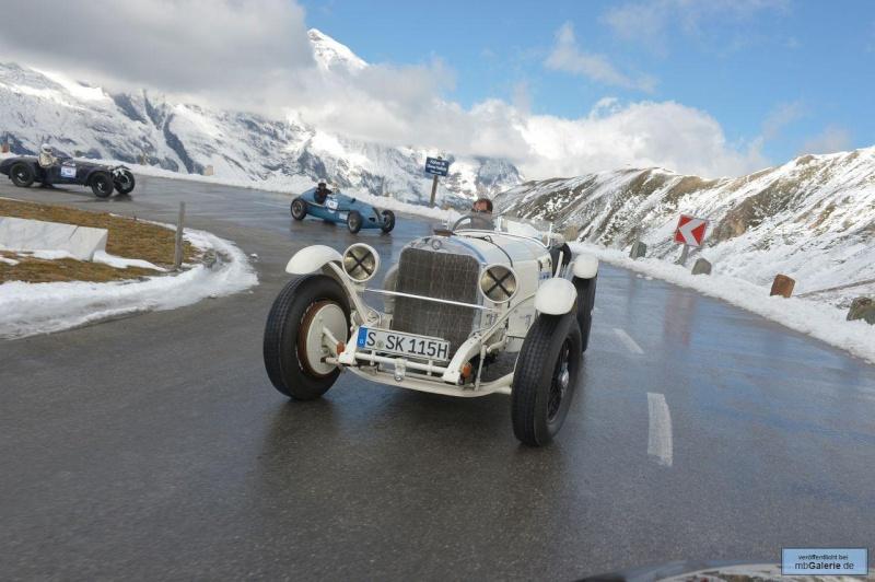 Mercedes SS SSK & SSKL (W06) 1928-1934 Mbga1788