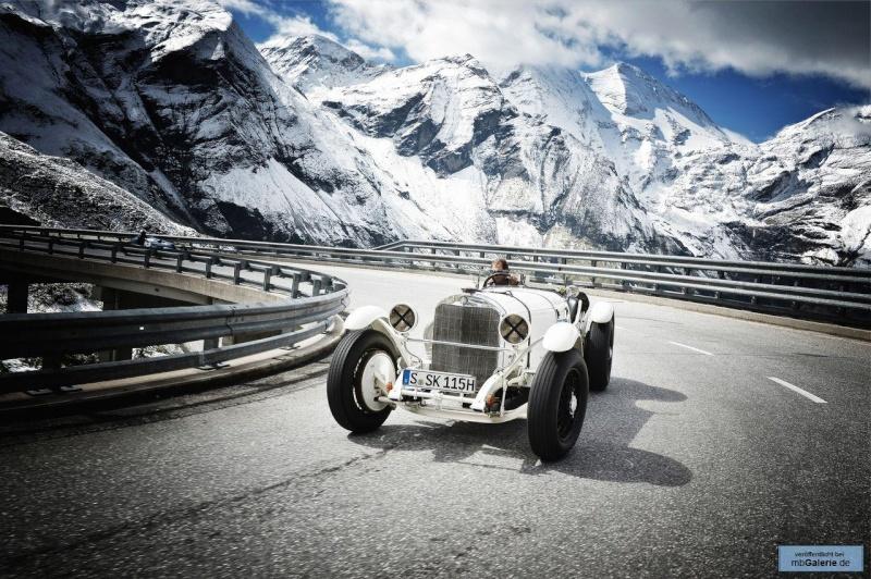 Mercedes SS SSK & SSKL (W06) 1928-1934 Mbga1789