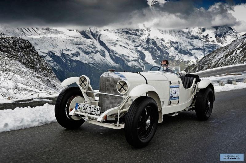 Mercedes SS SSK & SSKL (W06) 1928-1934 Mbga1790