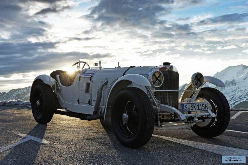 Mercedes SS SSK & SSKL (W06) 1928-1934 Mbga1791