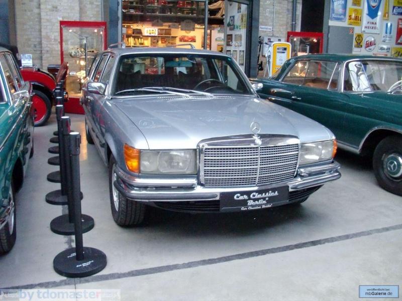 La Mercedes 450 SEL Estate Mbgal283