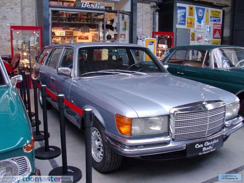 La Mercedes 450 SEL Estate Mbgal284