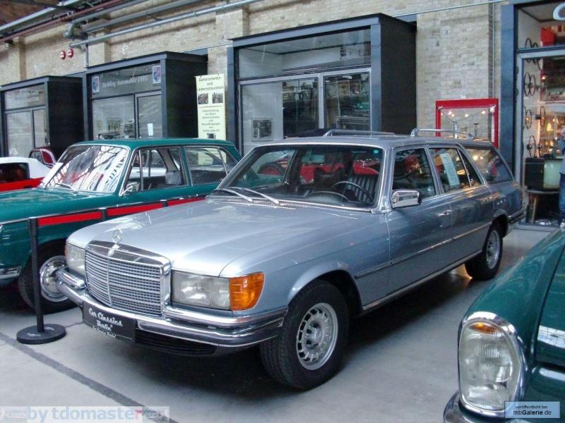 La Mercedes 450 SEL Estate Mbgal285