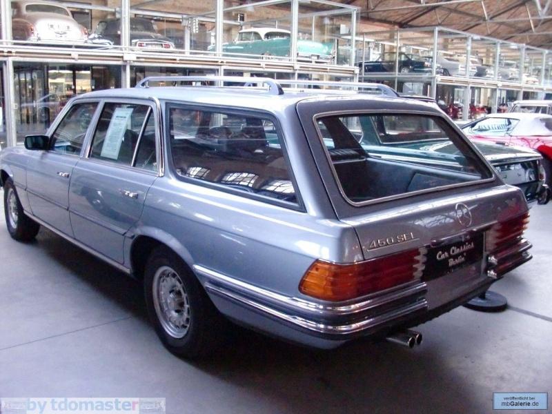La Mercedes 450 SEL Estate Mbgal286