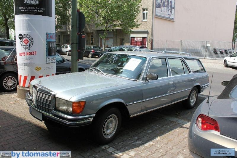 La Mercedes 450 SEL Estate Mbgal289