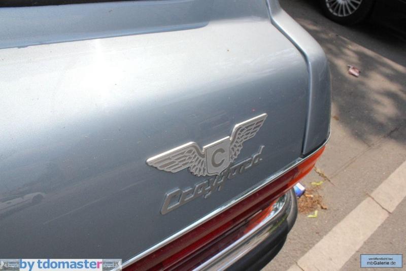 La Mercedes 450 SEL Estate Mbgal291