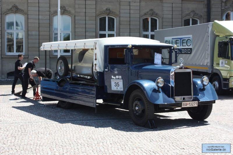 75 ans de transporteurs pour les flèches d'argent Mbgal293