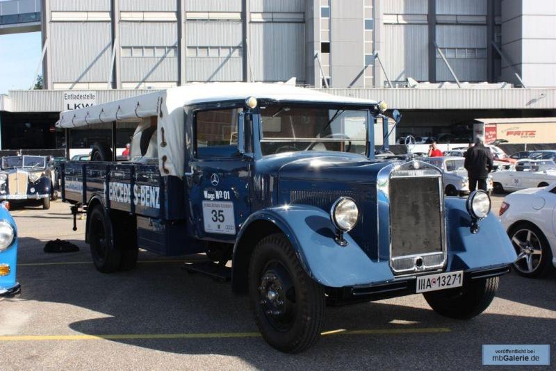 75 ans de transporteurs pour les flèches d'argent Mbgal294