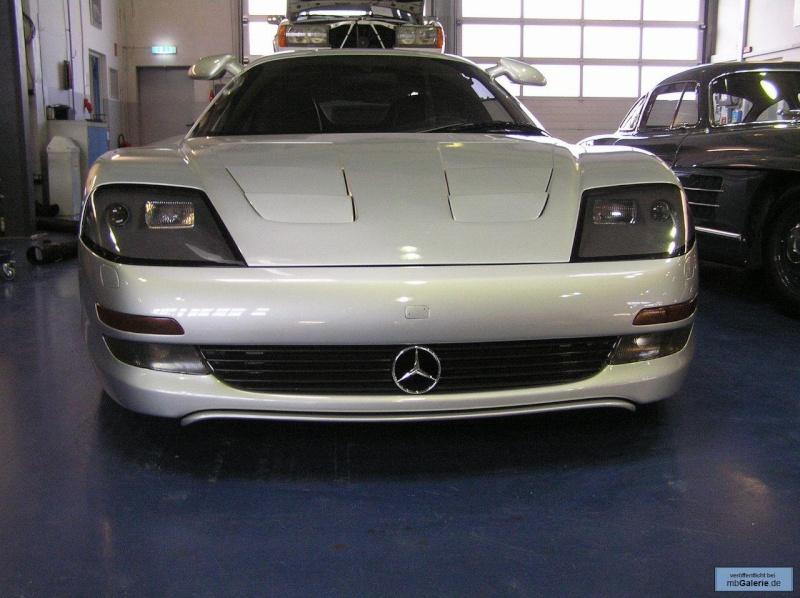 Mercedes C112 (1991) Mbgal555