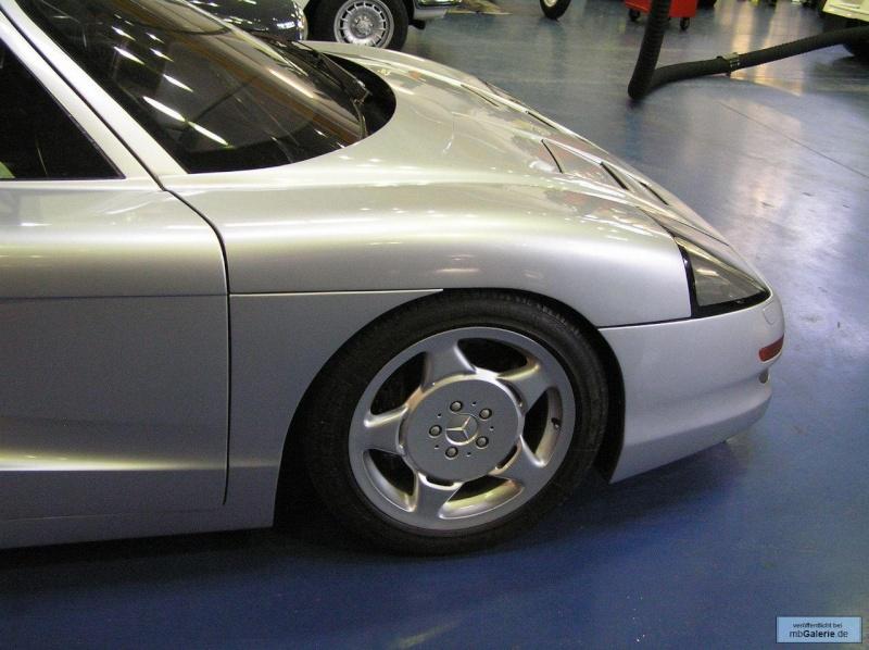 Mercedes C112 (1991) Mbgal560