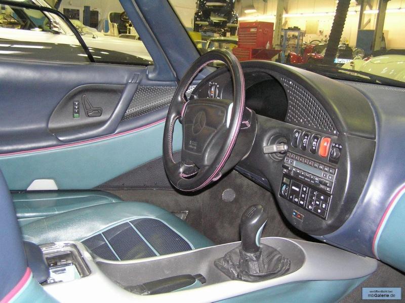 Mercedes C112 (1991) Mbgal574