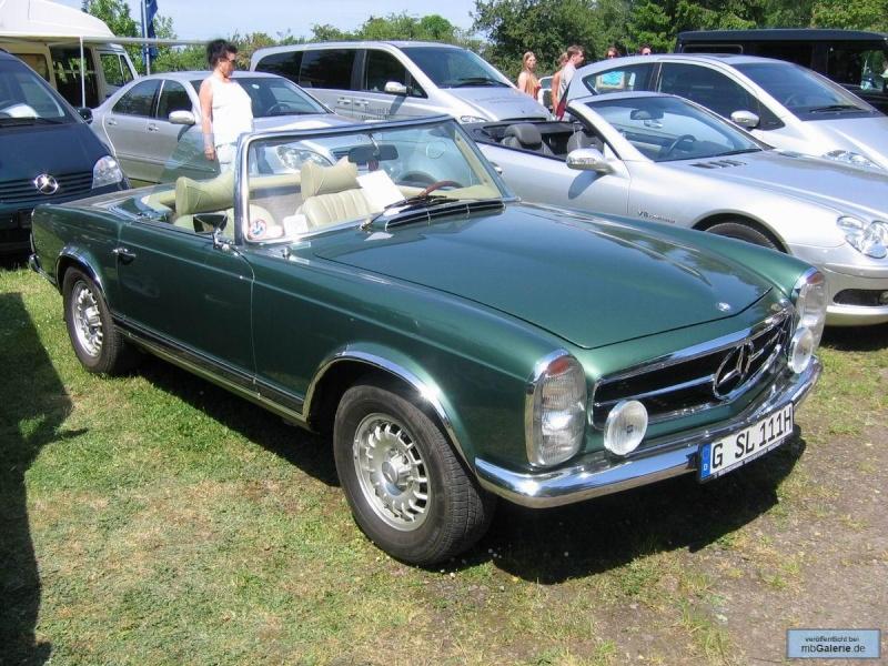 "La ""Pagode"" 280 SL (W113 1967-1971)  Mbgal969"
