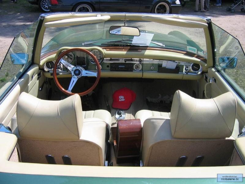 "La ""Pagode"" 280 SL (W113 1967-1971)  Mbgal971"