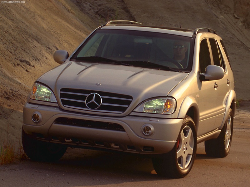 [Guide d'achat occasion] Mercedes ML 55 AMG Merc1377
